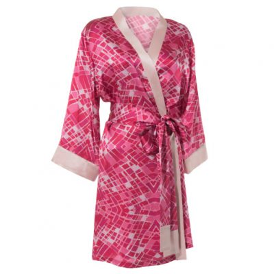 Gem Silk Robe for the Henman Foundation